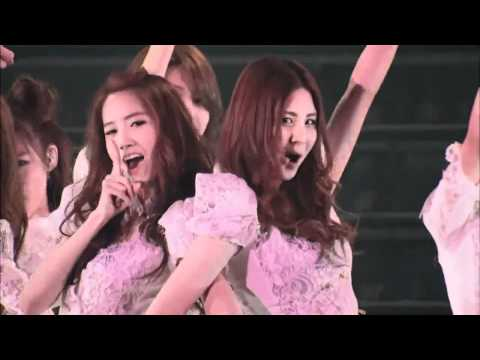 snsd - i m in love with the hero in japan