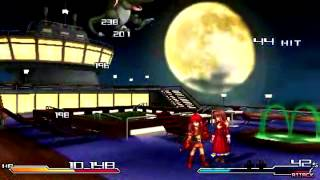 Project X - Project X Zone - Chapter 33: Die Even Harder Pt. 2/2 (No Commentary)