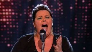 Mary Byrne sings You Don't Have To Say You Love Me - The X Factor Live show 2 - itv.com/xfactor