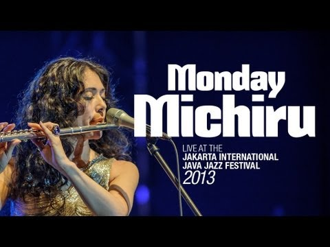 Monday Michiru Live at Java Jazz Festival 2013