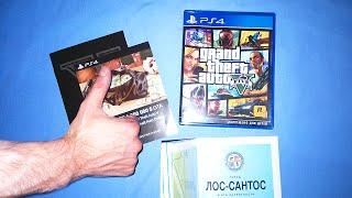 ❐ GTA 5 для NEXT-GEN (PS4) — Мама распаковывает диск :-D / Mom Unboxing ᴴᴰ 1080p