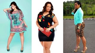 OUTFITS CASUALES PLUS SIZE 2016