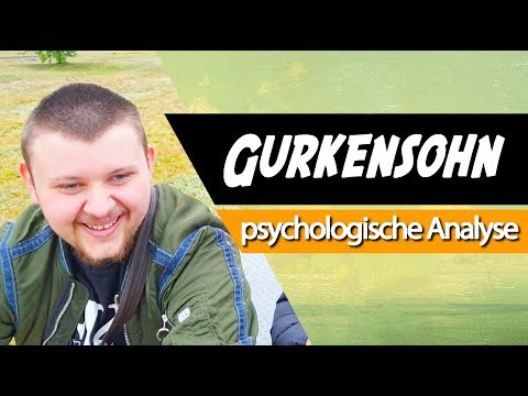Gurkensohn • Psychologische Analyse: Mobbing und Selbstwert   Lucien Dunkelberg