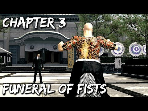 Yakuza Kiwami LEGEND Walkthrough - Chapter 3: Funeral of Fists No Commentary