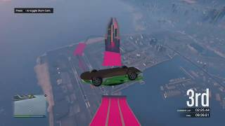 GTA V Online - Double Jump to Flippin' Hell