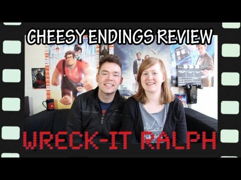 Wreck-It Ralph fun (movie & blu-ray) review!