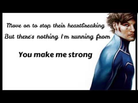 Search for Strong - One Direction [Best Lyric Video] [FULL SONG]