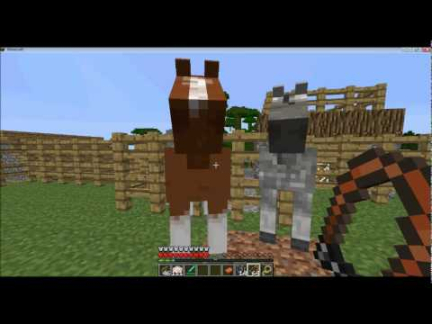 Simply Horses Mod