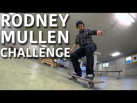 Bigger Underflip - Rodney Mullen Challenge #10