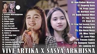 Download lagu Vivi Artika x Sasya Arkhisna [Full Album] Lagu Jawa Terbaru 2021 Terpopuler Saat Ini