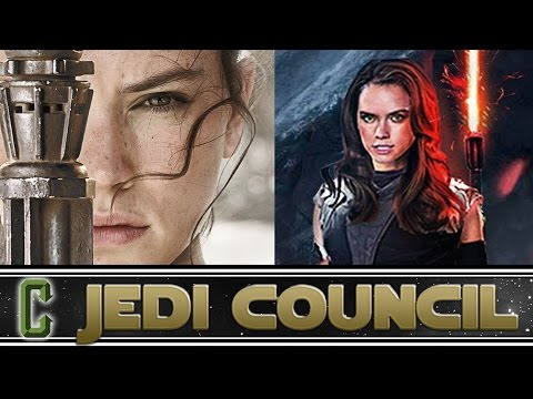 Collider Jedi Council - Is Rey Related To Darth Sidious?