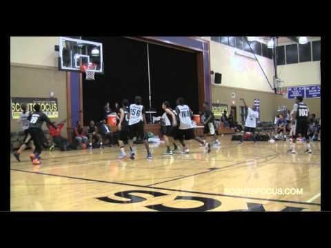 Team 15  #46 Brandon Shannon-White 5'10 142 2016  woodland high school GA