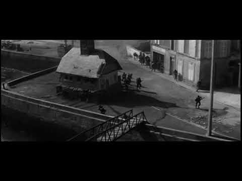 The Longest Day Amazing One Shot Scene Battle