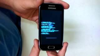 Como fazer o hard reset no Samsung i8160 Ace 2 remover senha código