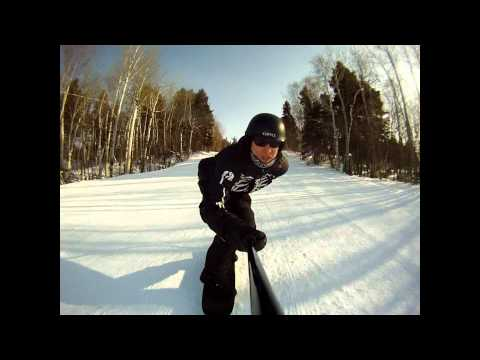 Rookie's BoydHill Snowskates Video 2012