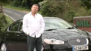 Jaguar XFR road test - by Autocar.co.uk