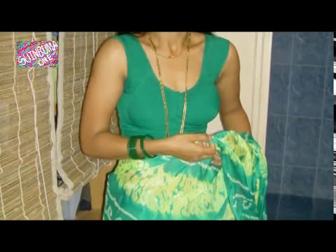 Hot Saree Drop video