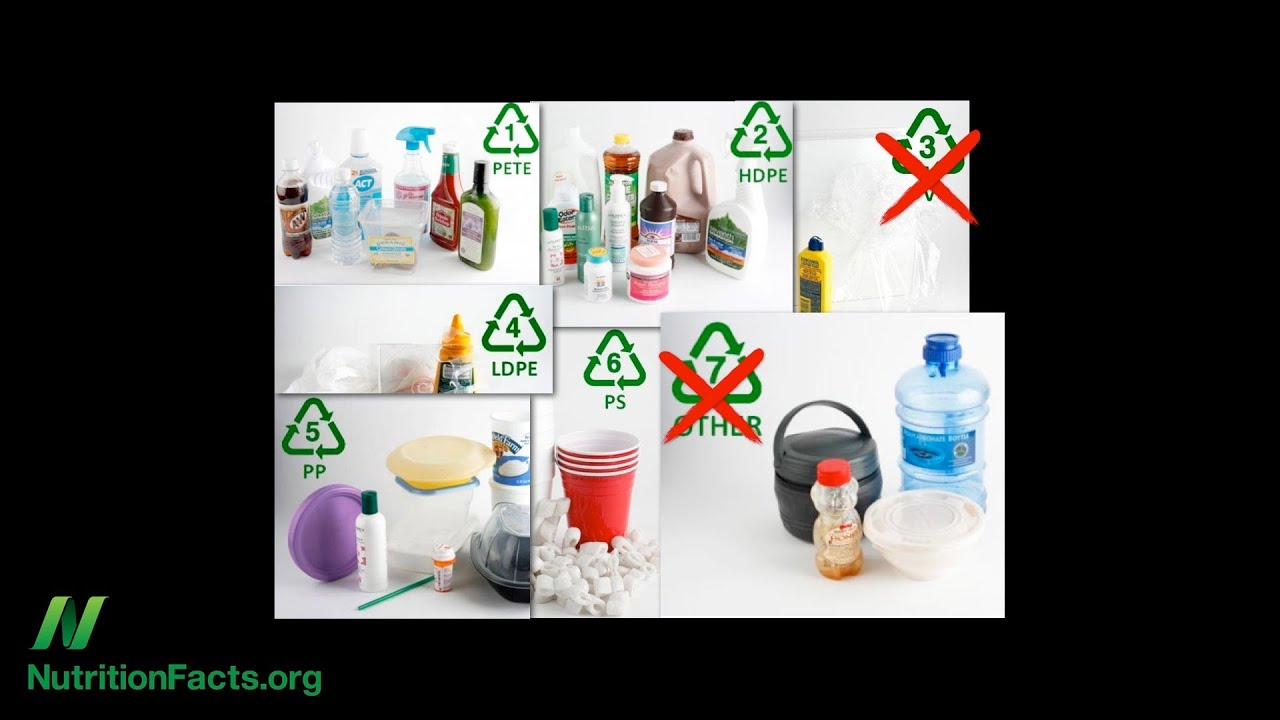 Which Plastics are Harmful?