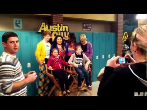 austin and ally meet and greet