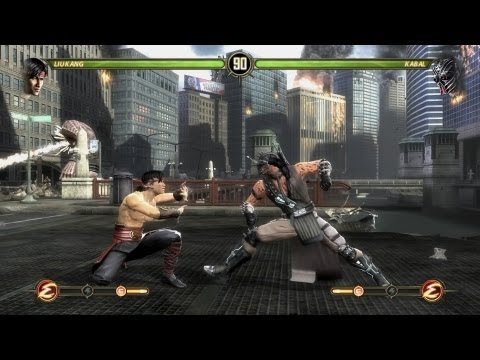 G►H - Mortal Kombat Komplete Edition PC (Liu Kang)