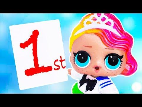 УМНЫЙ ПЛАН!!! Вероника лучше всех!  Мультик #ЛОЛ СЮРПРИЗ Школа Куклы Игрушки Для девочек