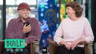 """Courtney Moorehead Balaker, Susette Kelo & David Crosby Talk About The Film, """"Little Pink House"""""""