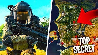 TOP SECRET LOOT LOCATIONS - LEVEL 3 ARMOR & GOLD WEAPONS IN BLACKOUT BATTLE ROYALE