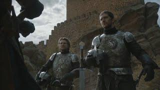 Eddard Stark vs Ser Arthur Dayne (La Espada del Alba) HD