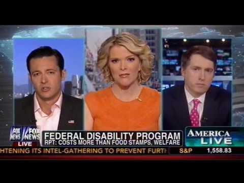 Debating Federal Disability Fraud on Fox News