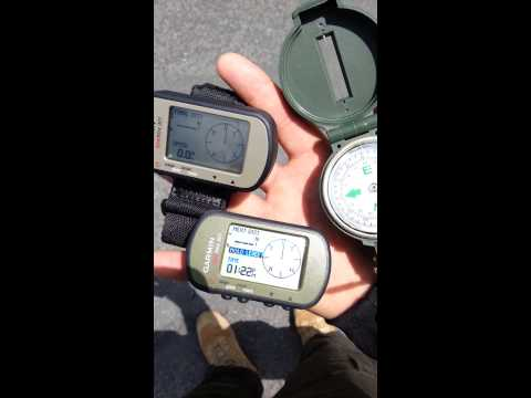 Garmin foretrex 301 and 401 comparison for airsoft