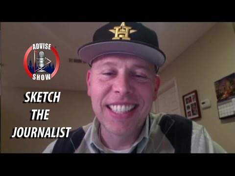 Sketch The Journalist Speaks On Writing For The Houston Chronicle & Christian Hip Hop