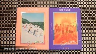 Unboxing | Seventeen 2nd Mini Album - Boys Be (Hide & Seek Version)