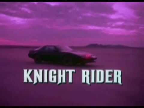 Knight Rider Turbo Boost Intro video