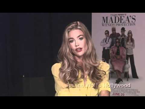 Denise Richards has the secret to *winning* with Charlie Sheen