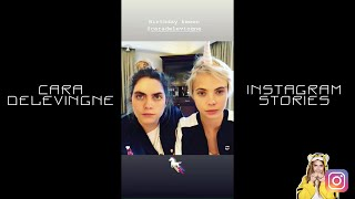 Birthday wishes from Friends | Cara Delevingne
