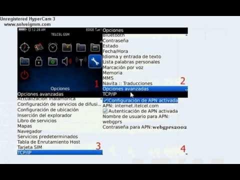 XML Tutorial Video - WHATSAPP GRATIS PARA BLACKBERRY