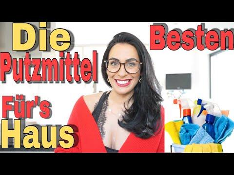 Putzmittel für unser Haus / Geheimtipps & Tricks - Dm Putzmittel Haul