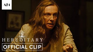 Hereditary | Are You Okay, Mom? | Official Clip HD | A24