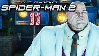 THE AMAZING SPIDERMAN 2 [PS4] #011 - Längster Bosskampf Evar! ★ Let's Play The Amazing Spiderman