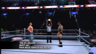 "Trailer - WWE SMACKDOWN VS. RAW 2011 ""Road to Wrestlemania Trailer"""