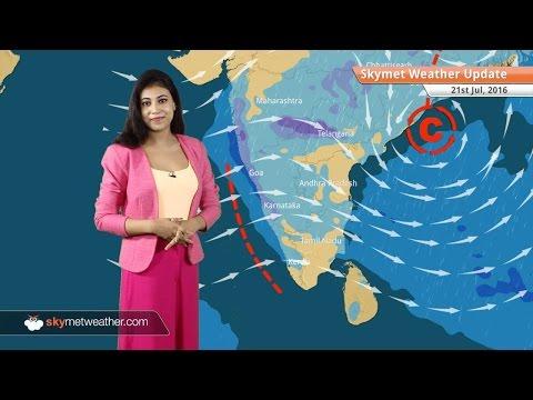 Weather Forecast for July 21: Heavy rain in Bihar and Northeast; light rain in Mumbai, Chennai