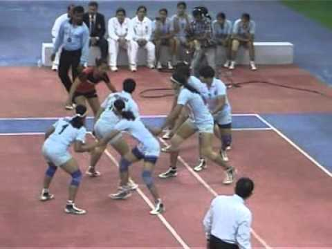 Women Kabadi World Cup 2012 video
