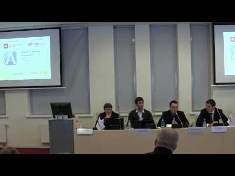 Выступление Валерия Скотникова. Московская биржа. Дуэль трейдеров. 21 апреля 2013 года
