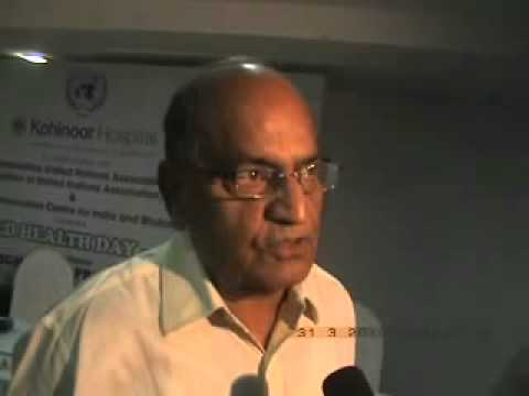 Suresh Srivastava Message on World Health Day 2013