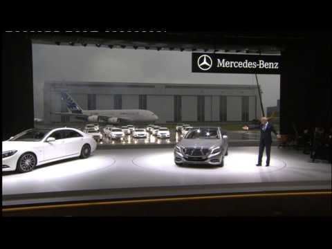 2014 Mercedes-Benz S-Class - Presentation