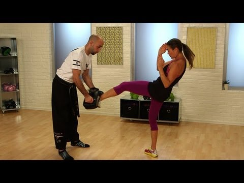 Krav Maga Martial Arts Workout | Strength Training Exercise | Fit How To Image 1