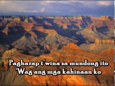Upang Sayo'y Maging Karapat-dapat - By Rez Valdez video