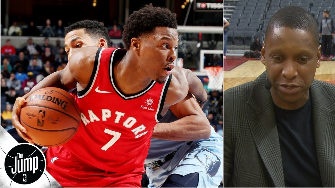 Raptors GM Masai Ujiri opens up about Kyle Lowry relationship, 2019 expectations   The Jump
