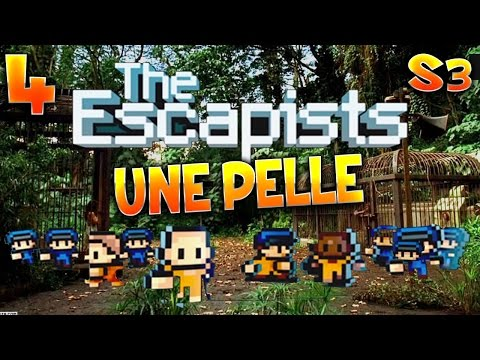 The Escapists - Ep.4 (Saison 3) - Let's Play par TheFantasio974 FR HD