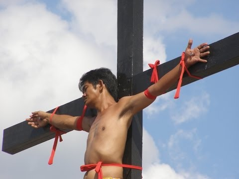 Crucifixion in Philippines